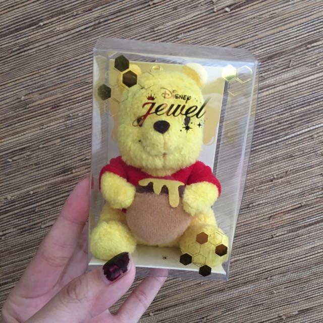 🎨日本JP親自帶回🎨 東京Disney 小熊維尼小玩偶🌸