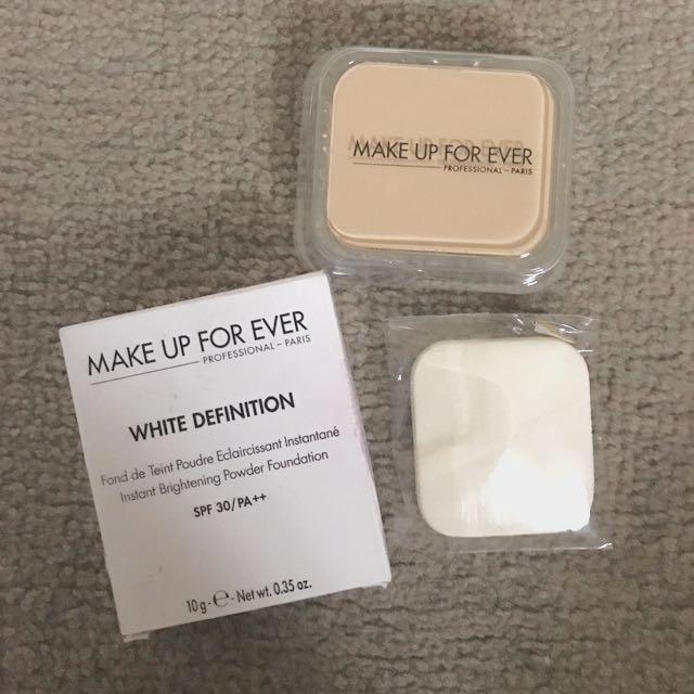Makeup Forever Powder