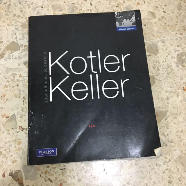 Marketing Management - Kotler Keller