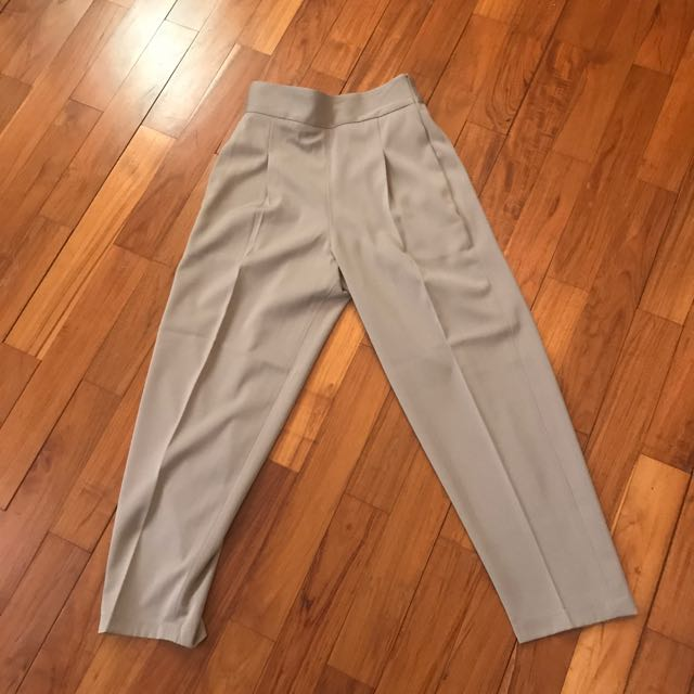 Maryalle Grey Pants - s