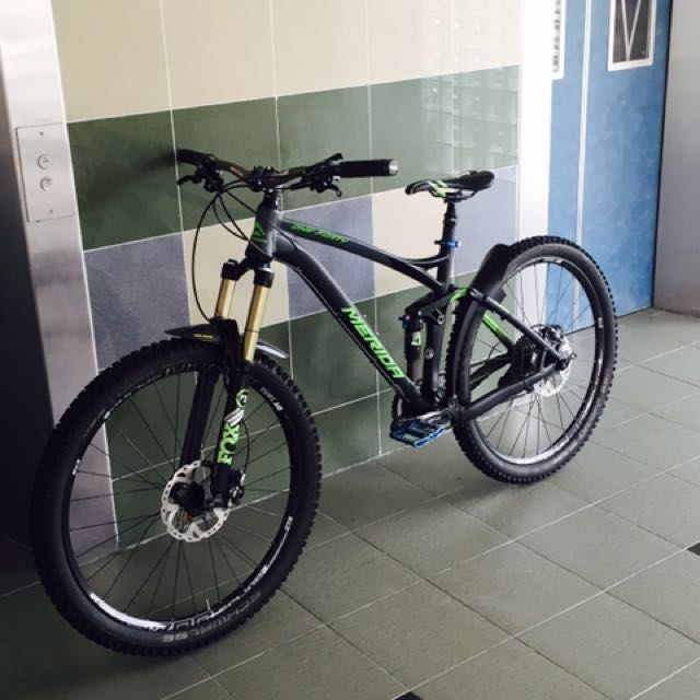 b86458bf0b6 Merida One Forty Seven 600 MTB, Bicycles & PMDs, Bicycles on Carousell