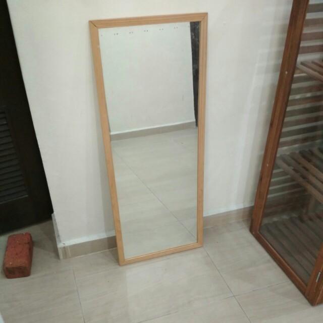 Välkända Mirror RAM IKEA 40cmx97cm, Home & Furniture, Others on Carousell WF-57