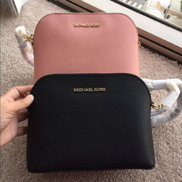 9d8098fb7c3b Carousell의 MK Cindy Dome Sling Bag, Luxury, Bags & Wallets