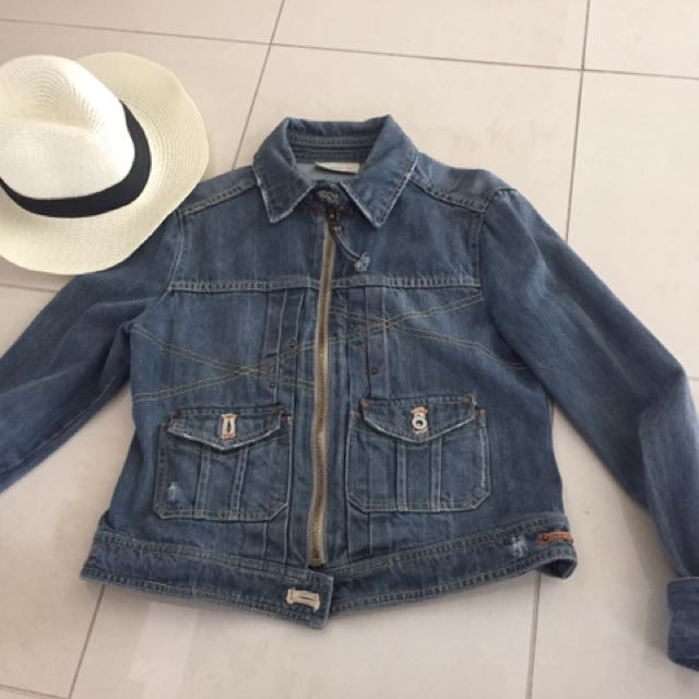 MNG Jeans jacket XL
