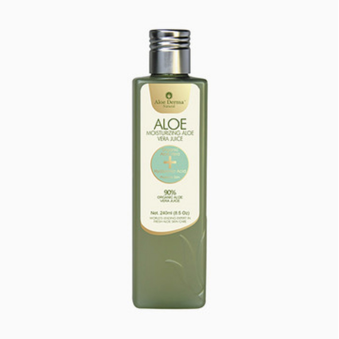 Moisturizing Aloe Vera Juice