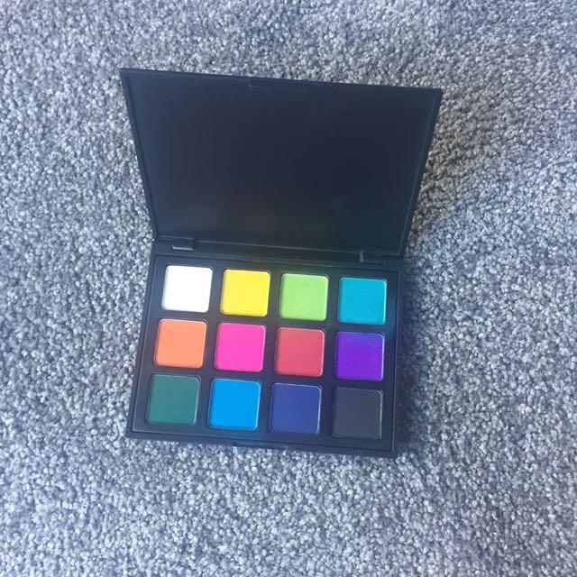 Morphe 12P Eyeshadow Palette