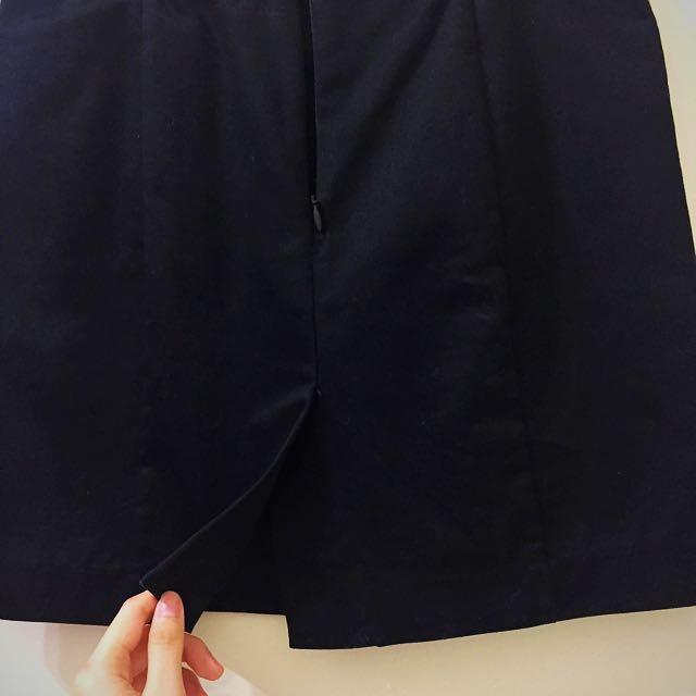 NET 黑色窄裙OL辦公通勤