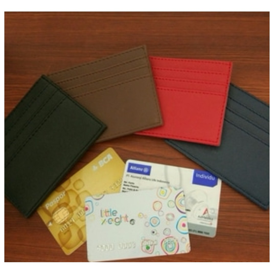 [NEW] CARD HOLDER IN 4 COLORS