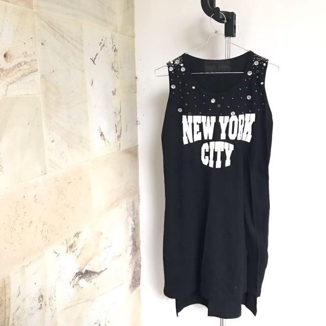 New york long top