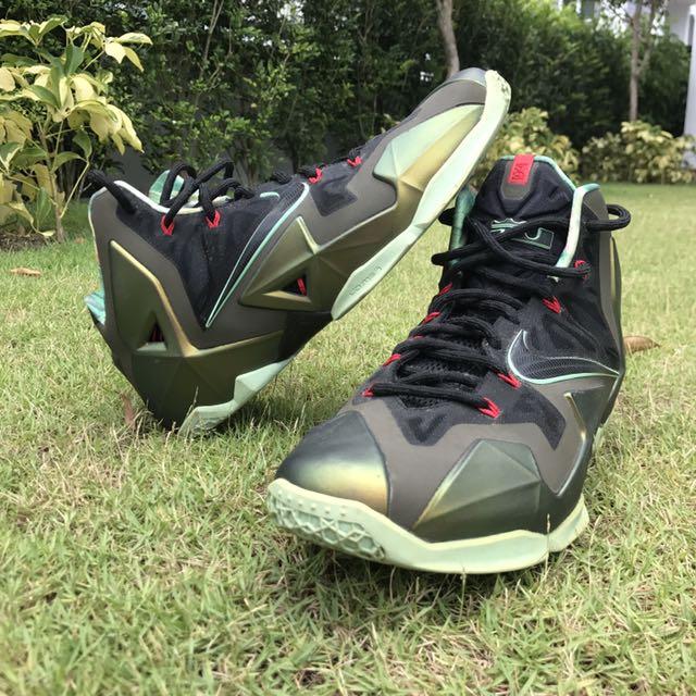 Nike Lebron 11 King s Pride (original) 5ecf8b96651f