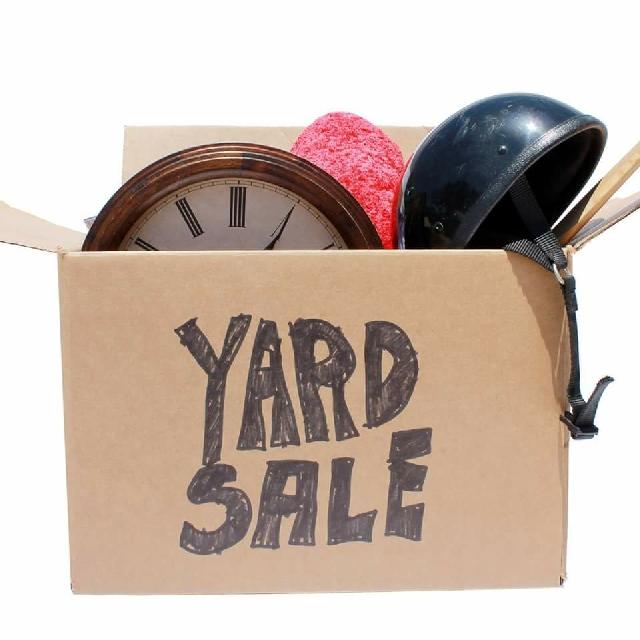 North Hills community yard sale