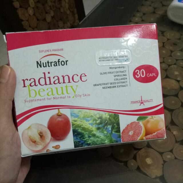 Nutrafor Radiance Beauty