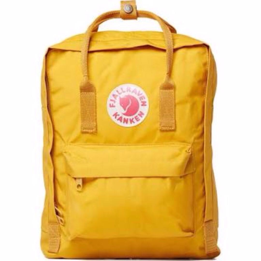 Ochre Kanken Backpack