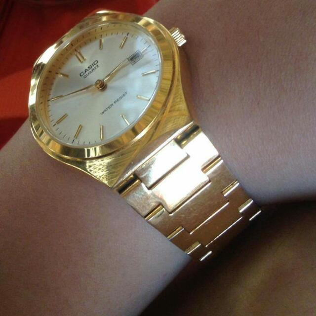Original Casio Watch 3month Used 1yr warranty PM me for those interested