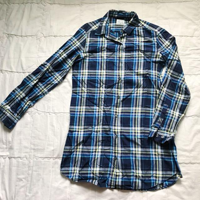 Original Flannel top