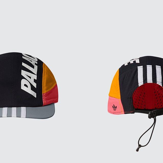 Palace X Adidas Collaboration running cap 0b96703d7f1