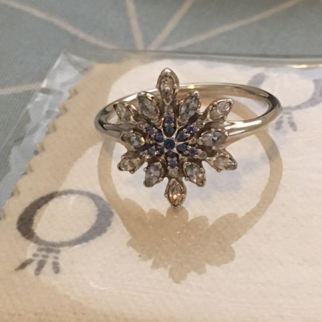 PANDORA Snowflake ring