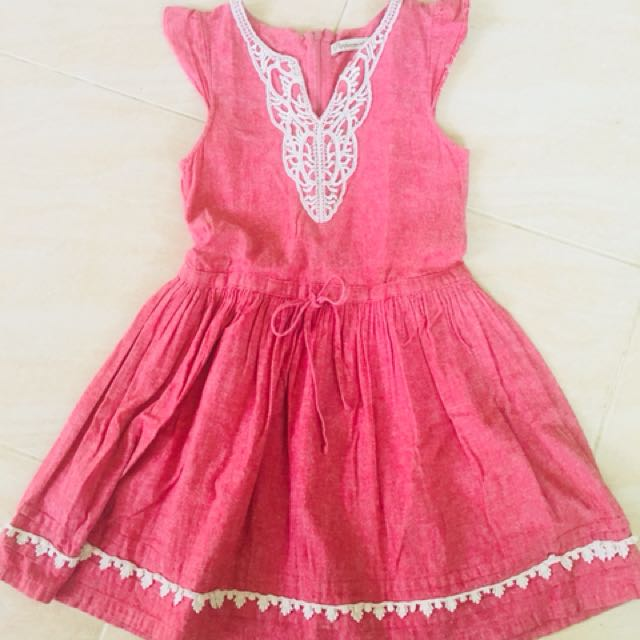 Peppermint Pink Dress