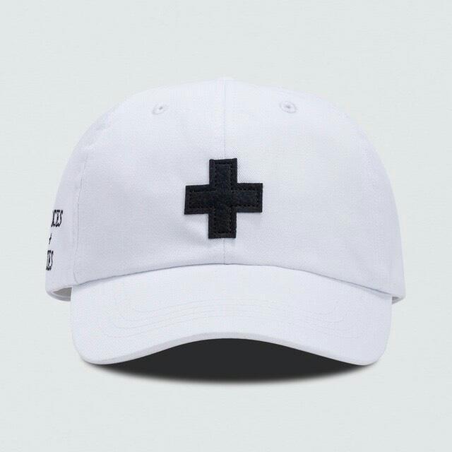 Places+faces white cap (+ logo) (Not Assc Bape Supreme Palace Champion Jacket Jeans)