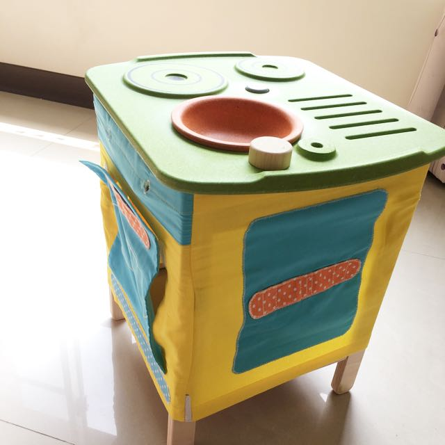 Plan Toys 木製廚房遊戲組