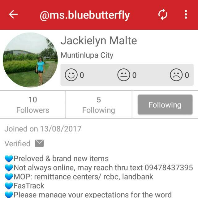 Please Do Visit My Sister's Shop ! @ms.bluebutterfly