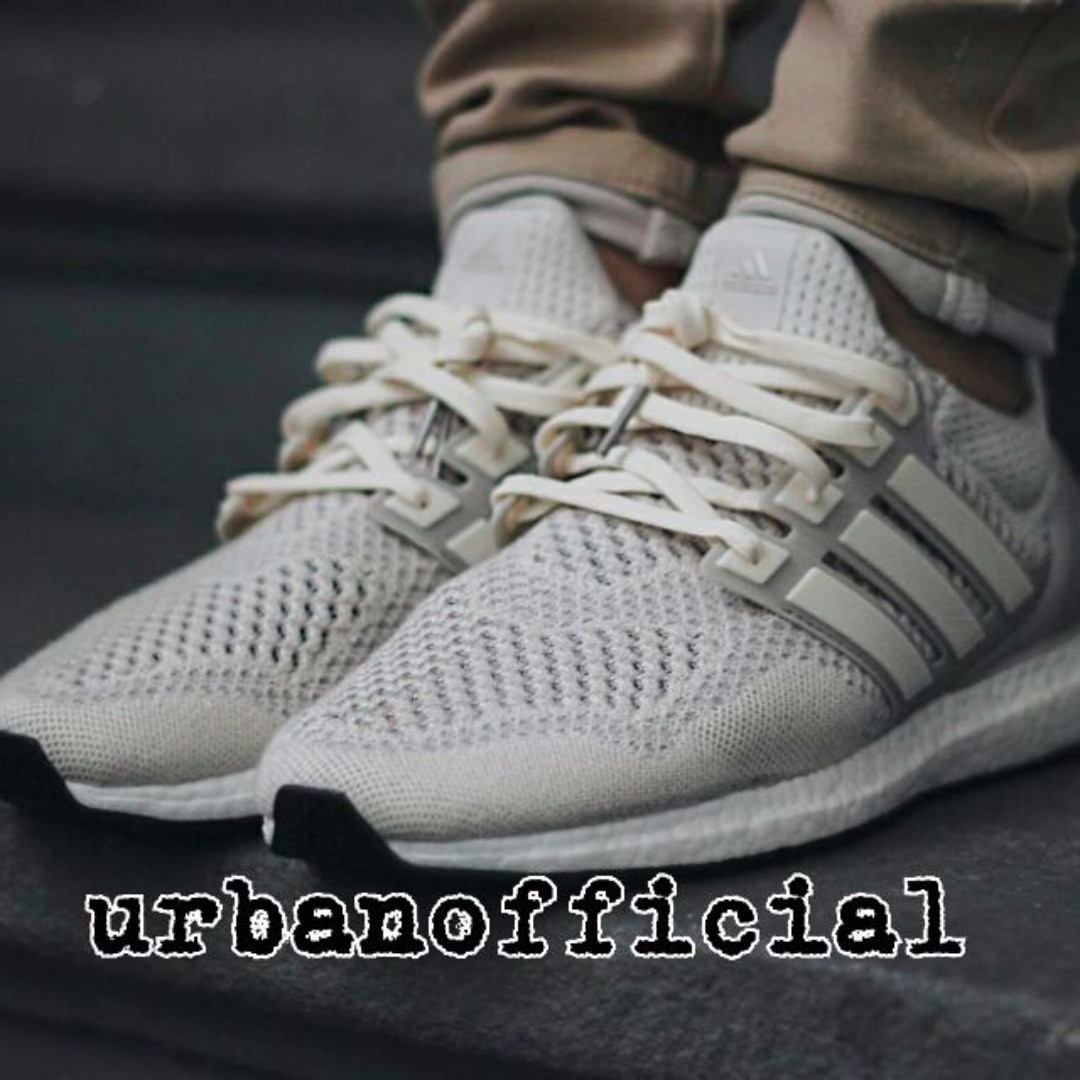 982da83bab778 PO  UA adidas Ultraboost Cream Chalk GOD Tier🔥