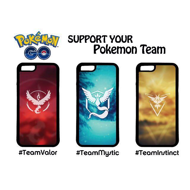 best service 081d1 6fe0f Pokemon Go Phone Case