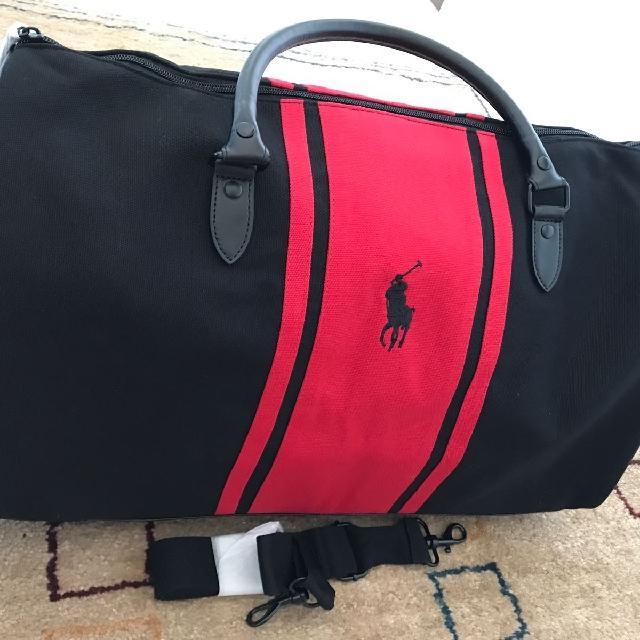 b2a2e554bd28 Polo Ralph Lauren duffle bag