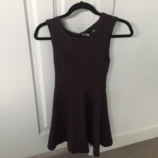 Purple Dotti dress size 6