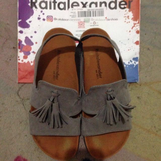 Raitalexander Tassel Sandals