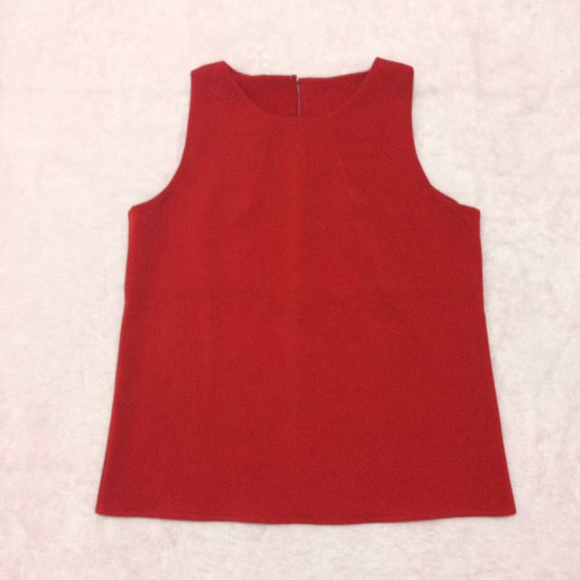 red tank top #sss