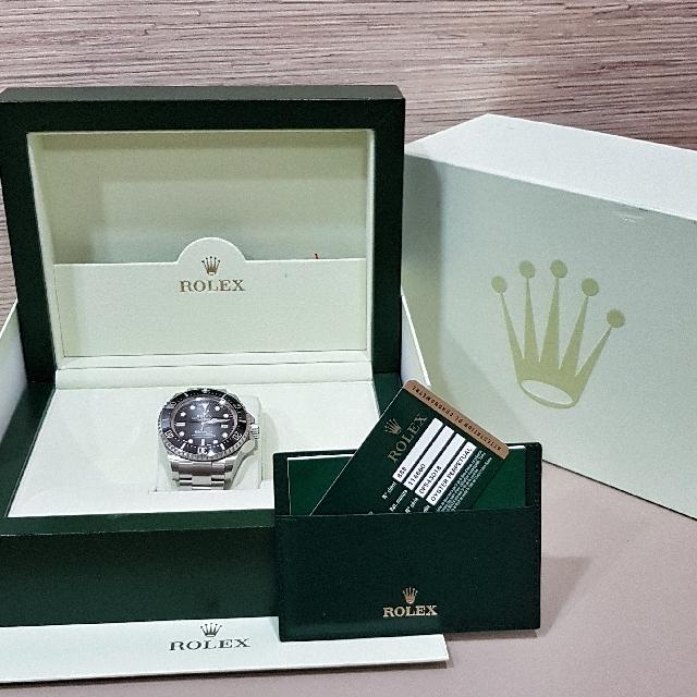 Rolex Deapsea 勞力士 深海錶