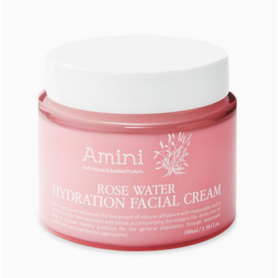 Rose Hydration Facial Cream