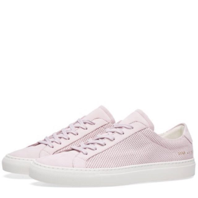 7850be5fe287 SALE  Woman by Common Projects Summer Edition Pink