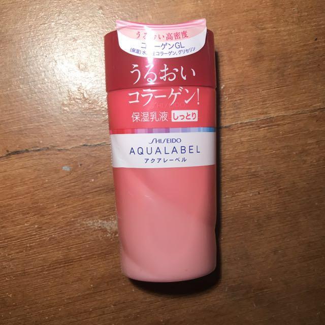 Shiseido Aqualabel Moisturiser Skin Lotion