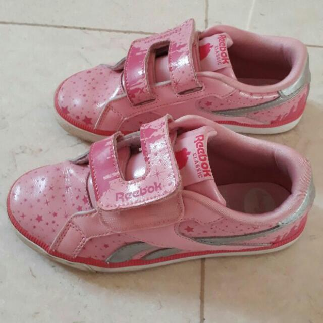 shoes for kids : Reebok classic Disney original