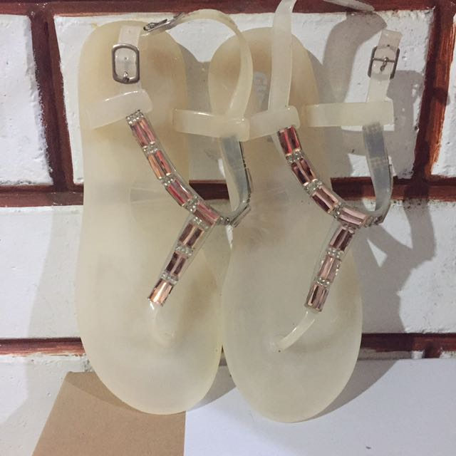 Silicon flat shoes