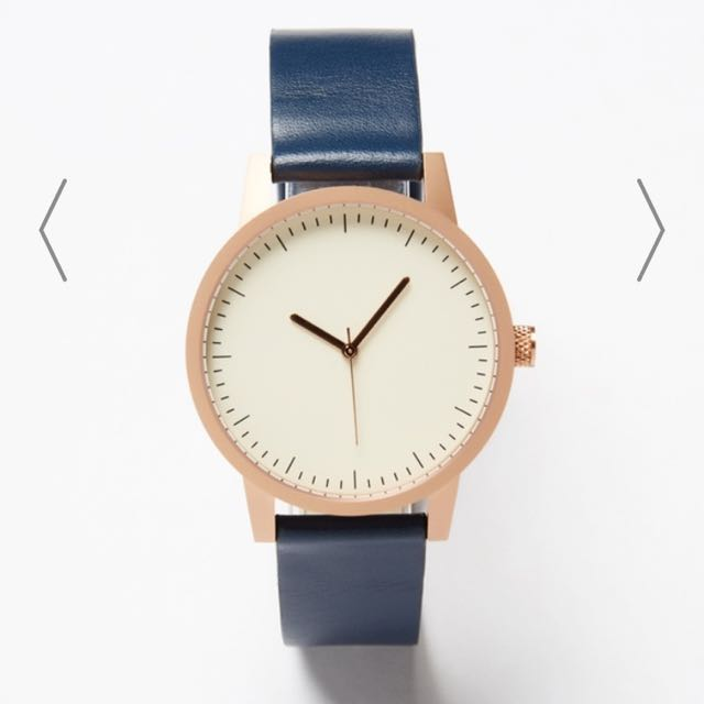 Simple Watch Co Kent Blue/Rose Gold Watch