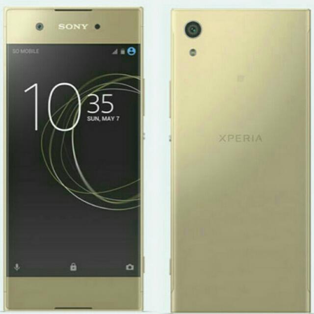 Sony Xperia XA1 5吋螢幕 八核心 3G 32G 2300萬畫素主相機 全新空機 金色
