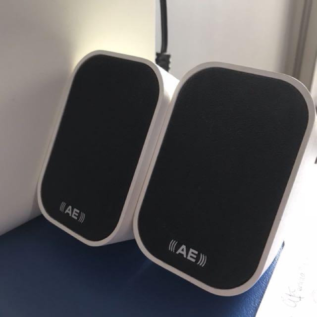 Speaker AE