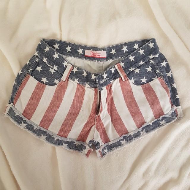 Stars & Stripes Shorts