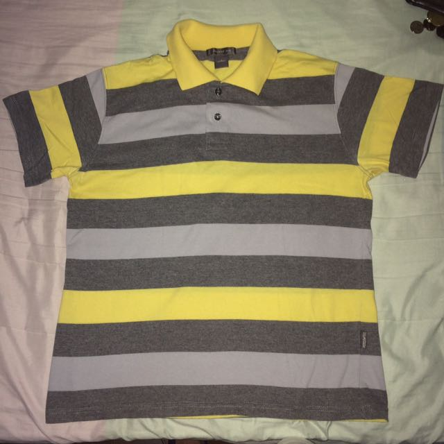 Striped Decked Out Polo Shirt