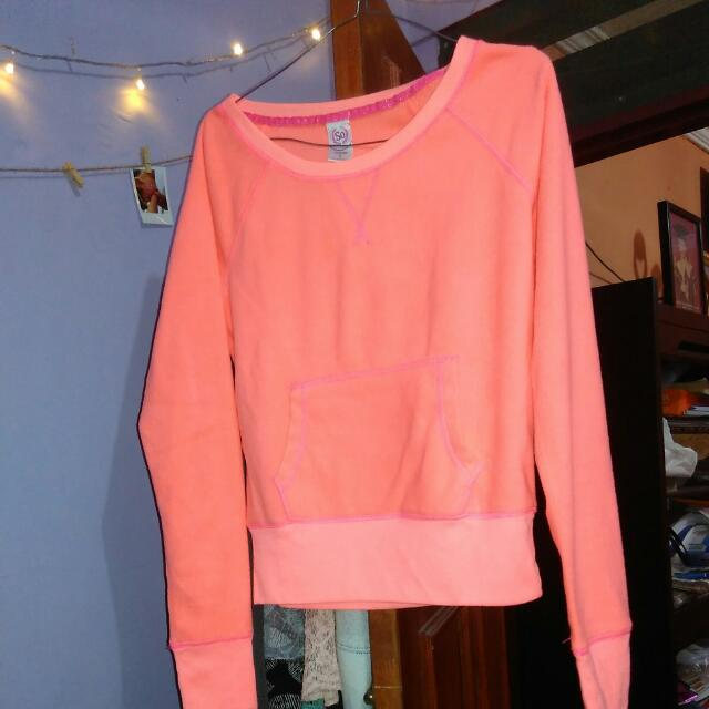 SWEATER PINK NEON