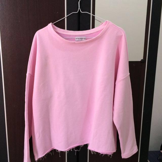 Sweater Sweatshirt Pull&Bear