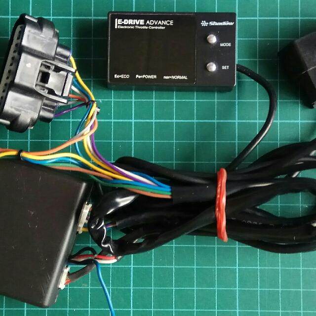 Swift Sport - E-drive Advance, Electronic Throttle Controller, Car ...