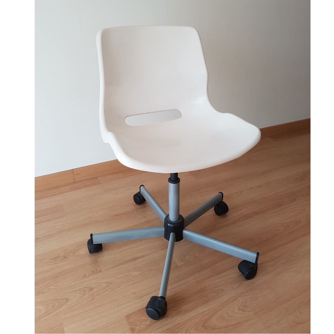 Swivel Chair Ikea Furniture Tables Chairs On Carousell