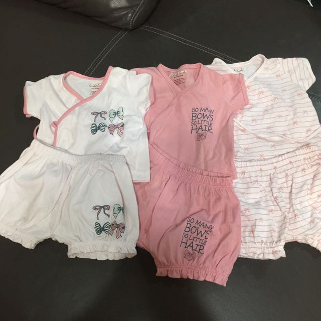d81a29313 Terno Set for Baby Girl