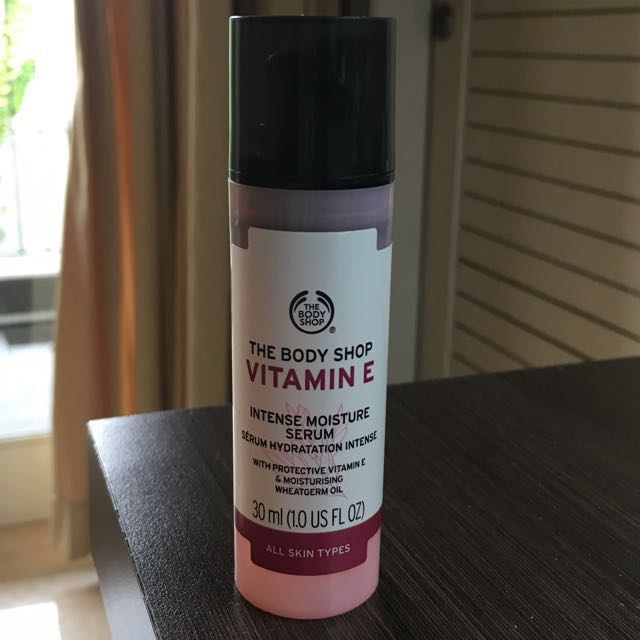 The Body Shop Vitamin E Intense Moisture Serum