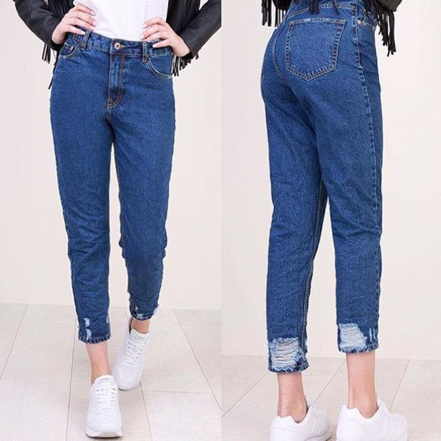Tiffosi Mom Jeans