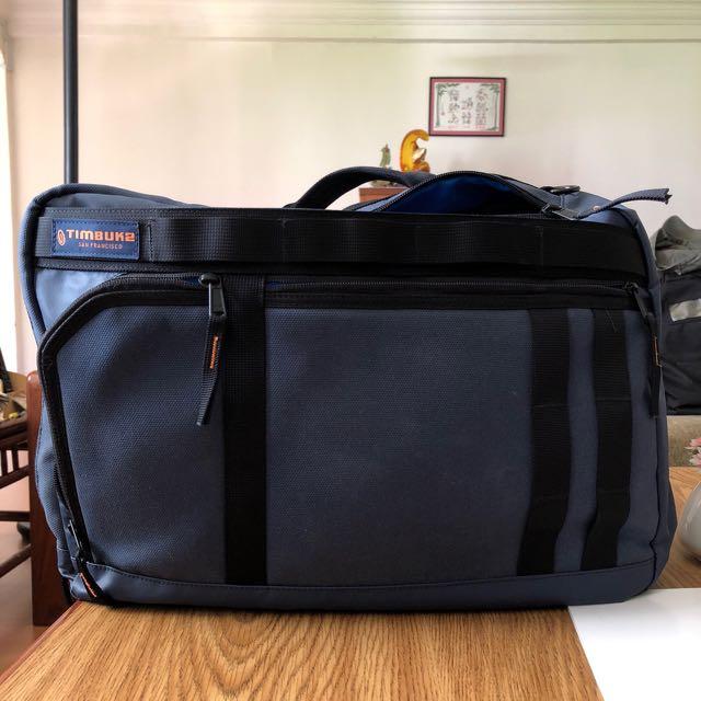 069e9207af6 Timbuk2 Ace Laptop Backpack Messenger Bag (Blue)